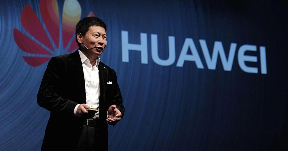 Richard Yu, patron de la branche grand public de Huawei.