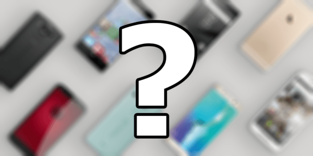 Les 10 smartphones les plus populaires sur FrAndroid (semaine 49)