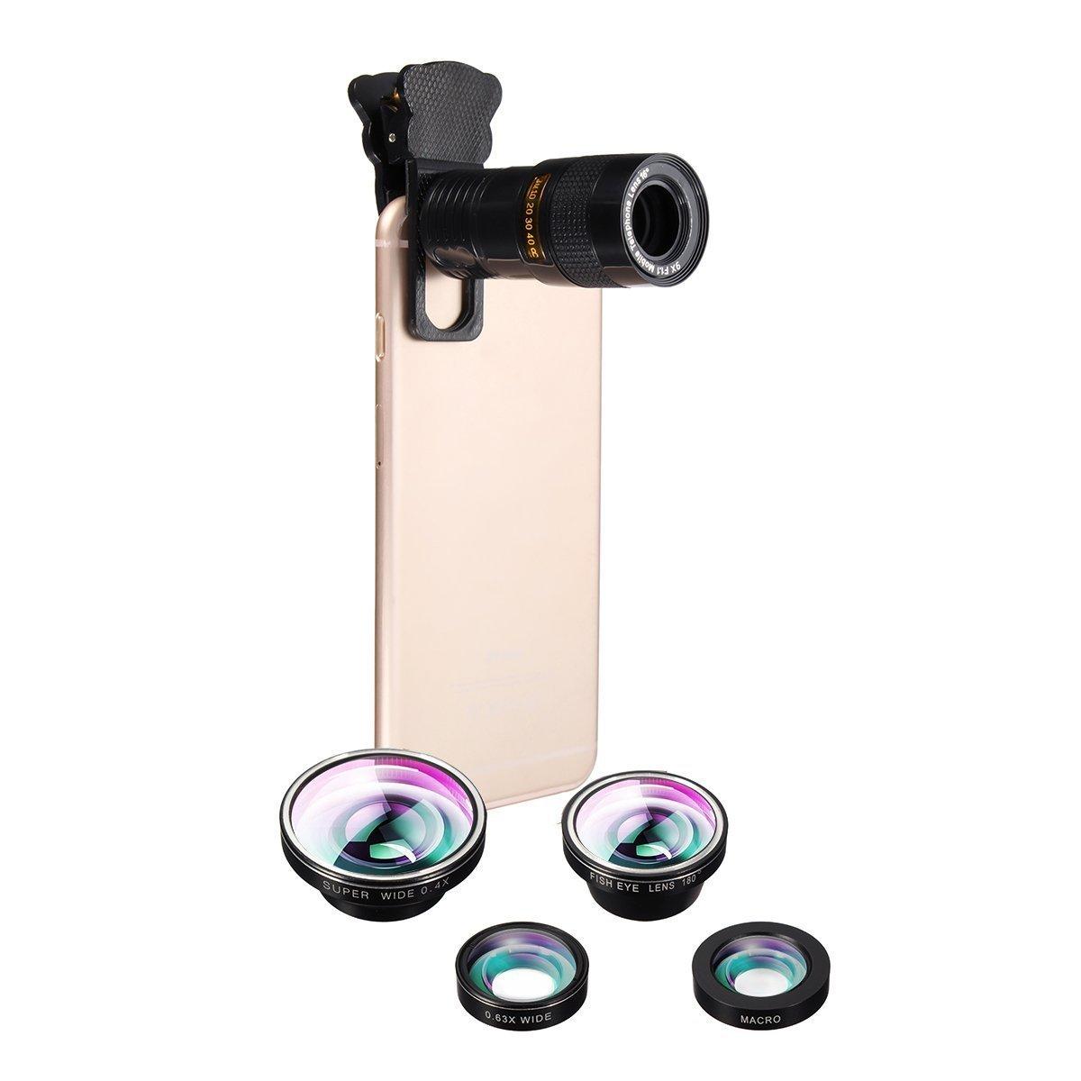 ... la lentille fisheye avec un angle de 180° permet de prendre des clichés  avec une amplification de 0,28X et la lentille pour les Macro utilise une  ... 8cf21b436086
