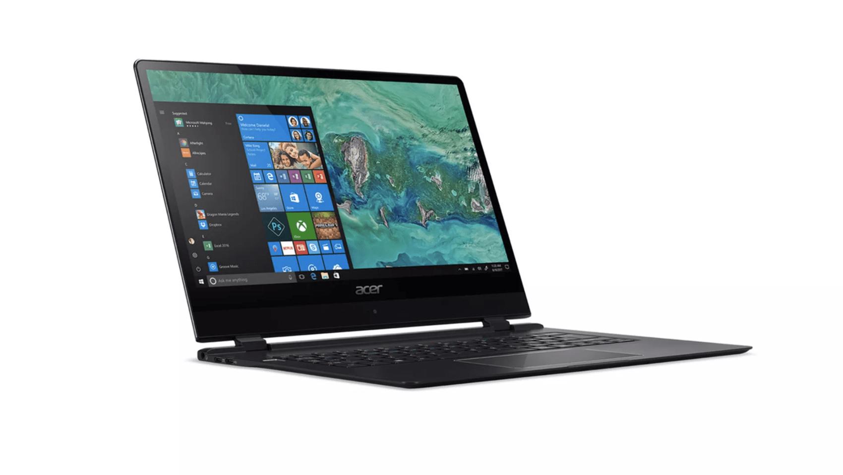 a5d24bdb69dbfd Dernier élément à noter   l ordinateur intègre une puce 4G LTE et fait donc  parti de la gamme de PC « always connected » si cher à Microsoft.