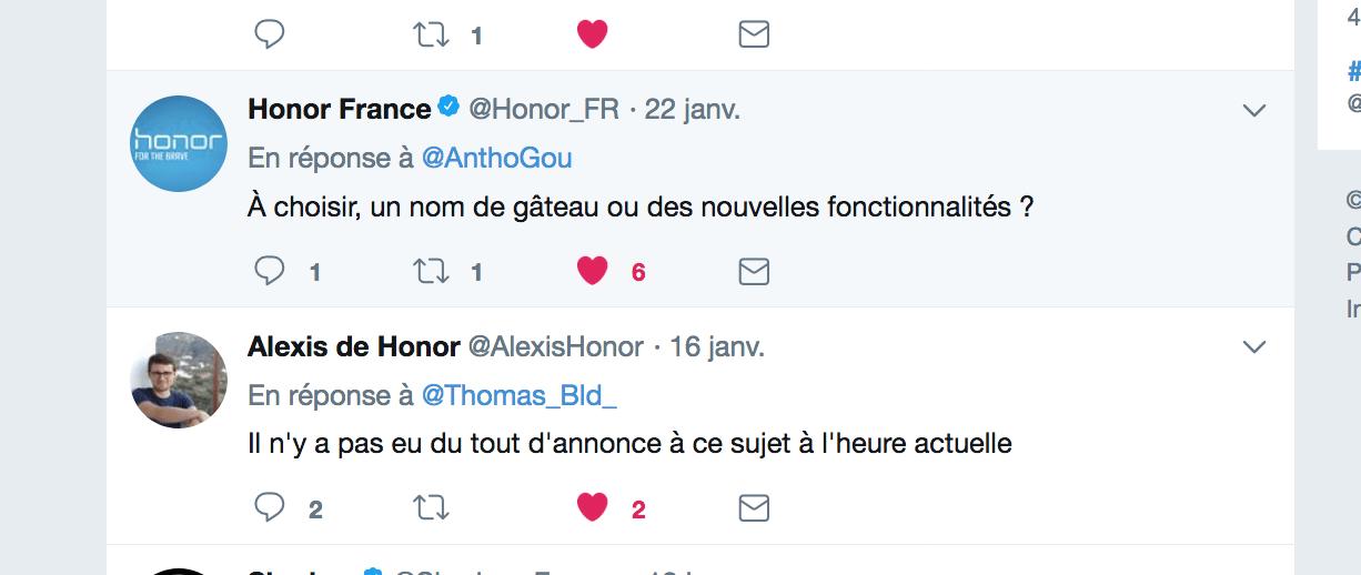 Honor 8 : pas d'Oreo sans l'ombre d'un doute, mais de nouvelles