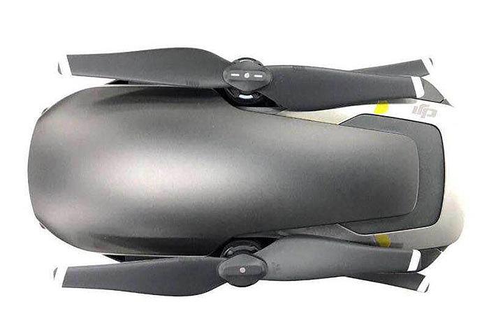 Le nouveau drone Mavic Air ultra-portable enfin disponible à 850 — DJI