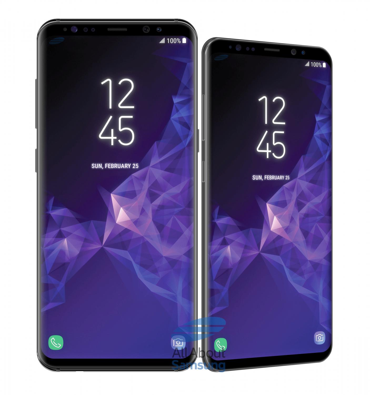 Verschil S8 S9 Samsung