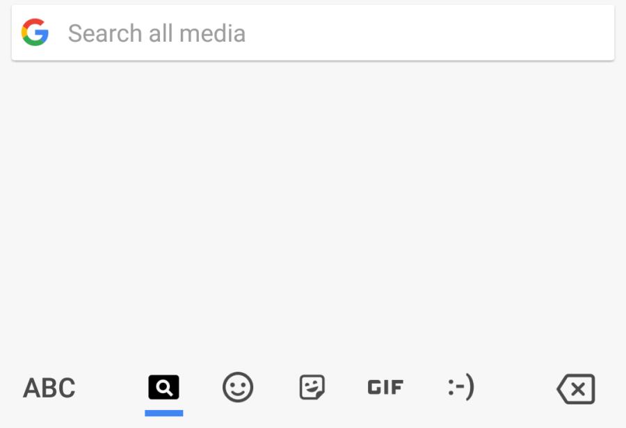 Gboard : Smart Reply, création de gif et nouveau mode de recherche