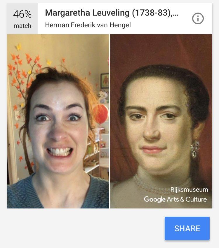 Google vous trouve désormais votre sosie artistique