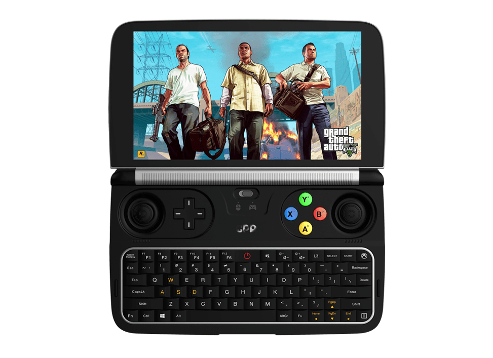 gpd win 2 l 39 ordinateur console de poche qui peut faire tourner skyrim et gta v 50 fps en hd. Black Bedroom Furniture Sets. Home Design Ideas