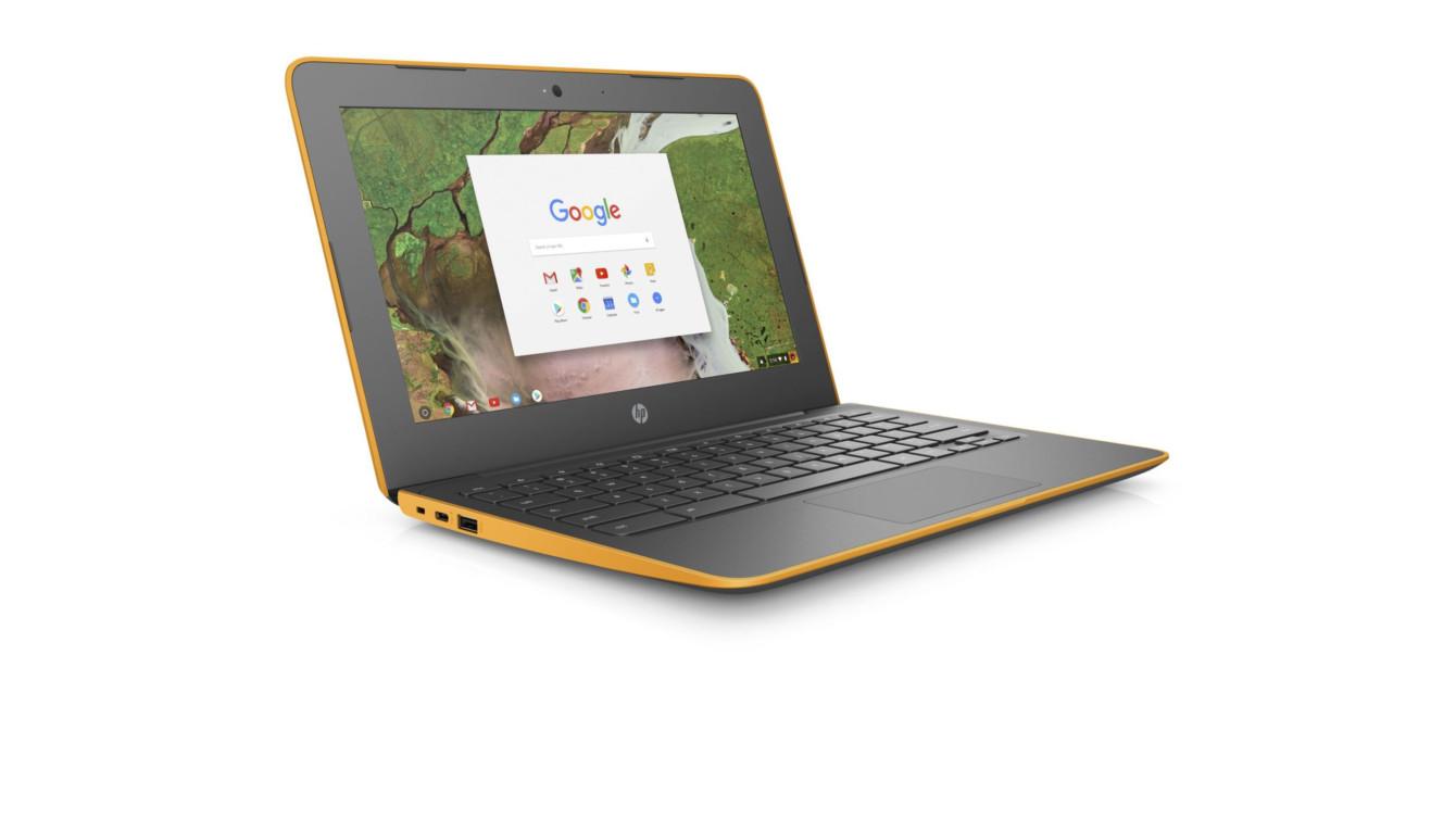 ca638ccf260cda Le Chromebook 11 G6 intègre un écran de 11 pouces, et le Chromebook 14 G5  utilise un écran de 14 pouces, les deux avec une définition de 1366 x 768  pixels.