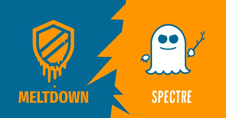 Les prochains CPU Intel protégés contre Spectre et Meltdown