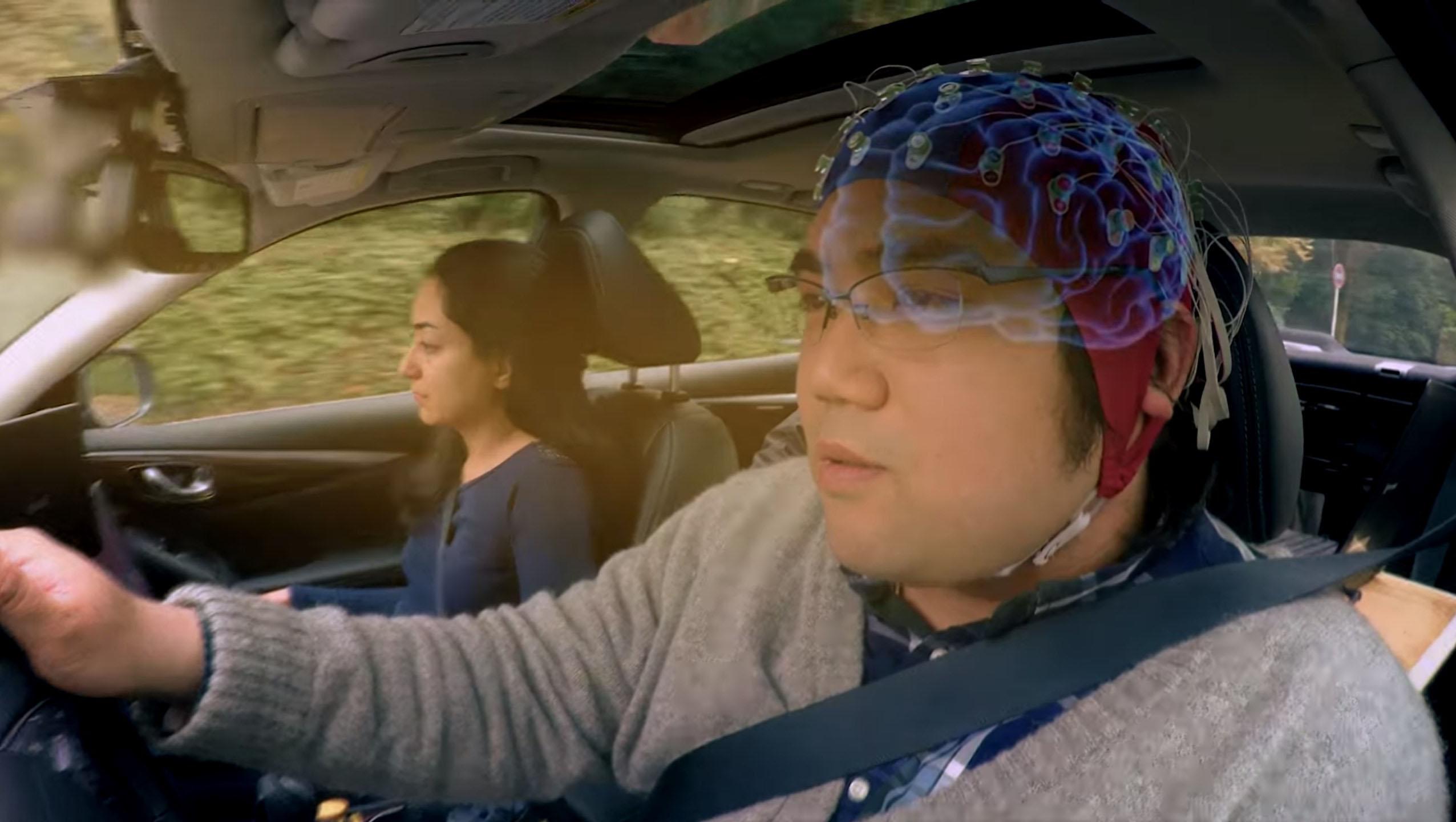 Nissan annonce une technologie de conduite automobile exploitant le cerveau