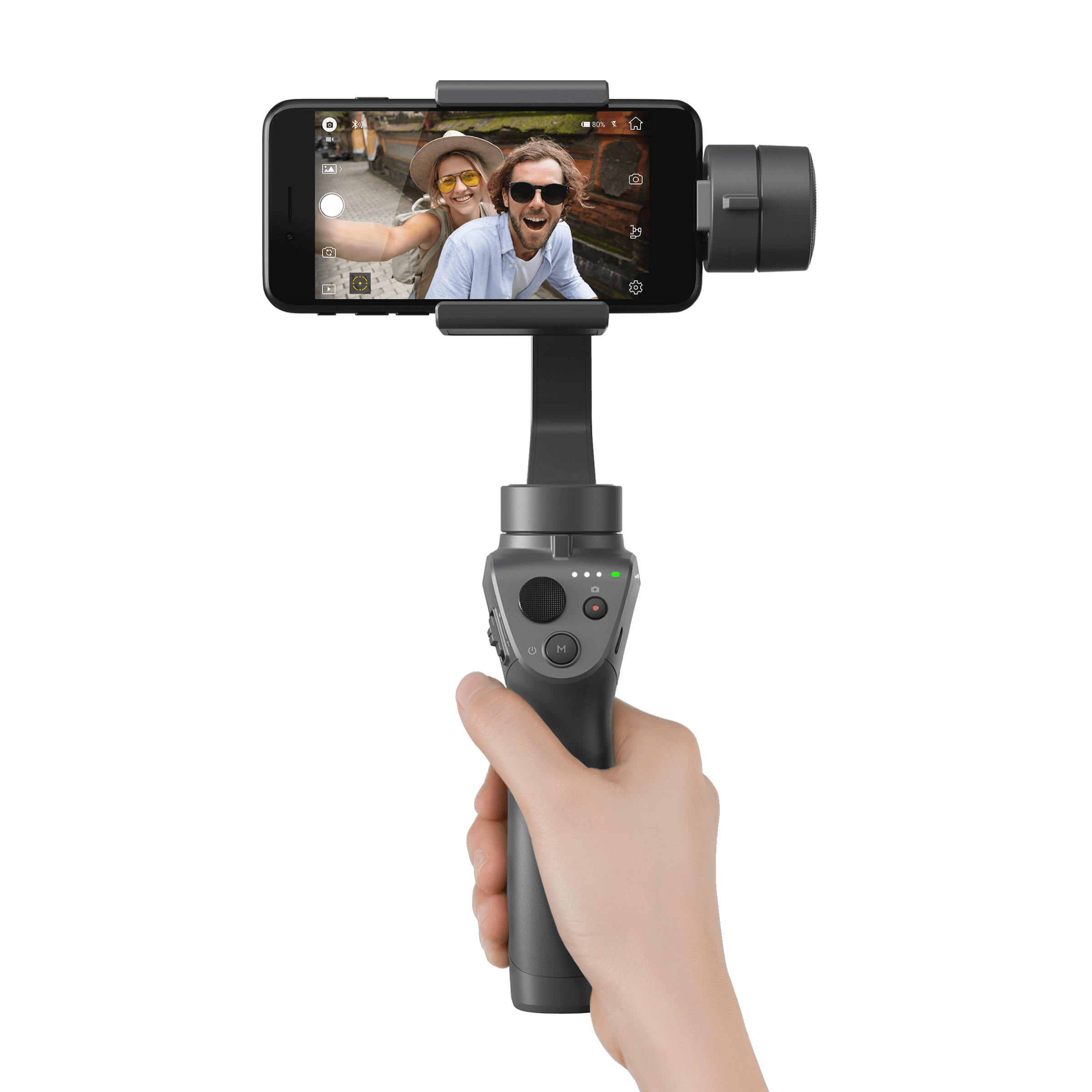 how to use the osmo mobile 2