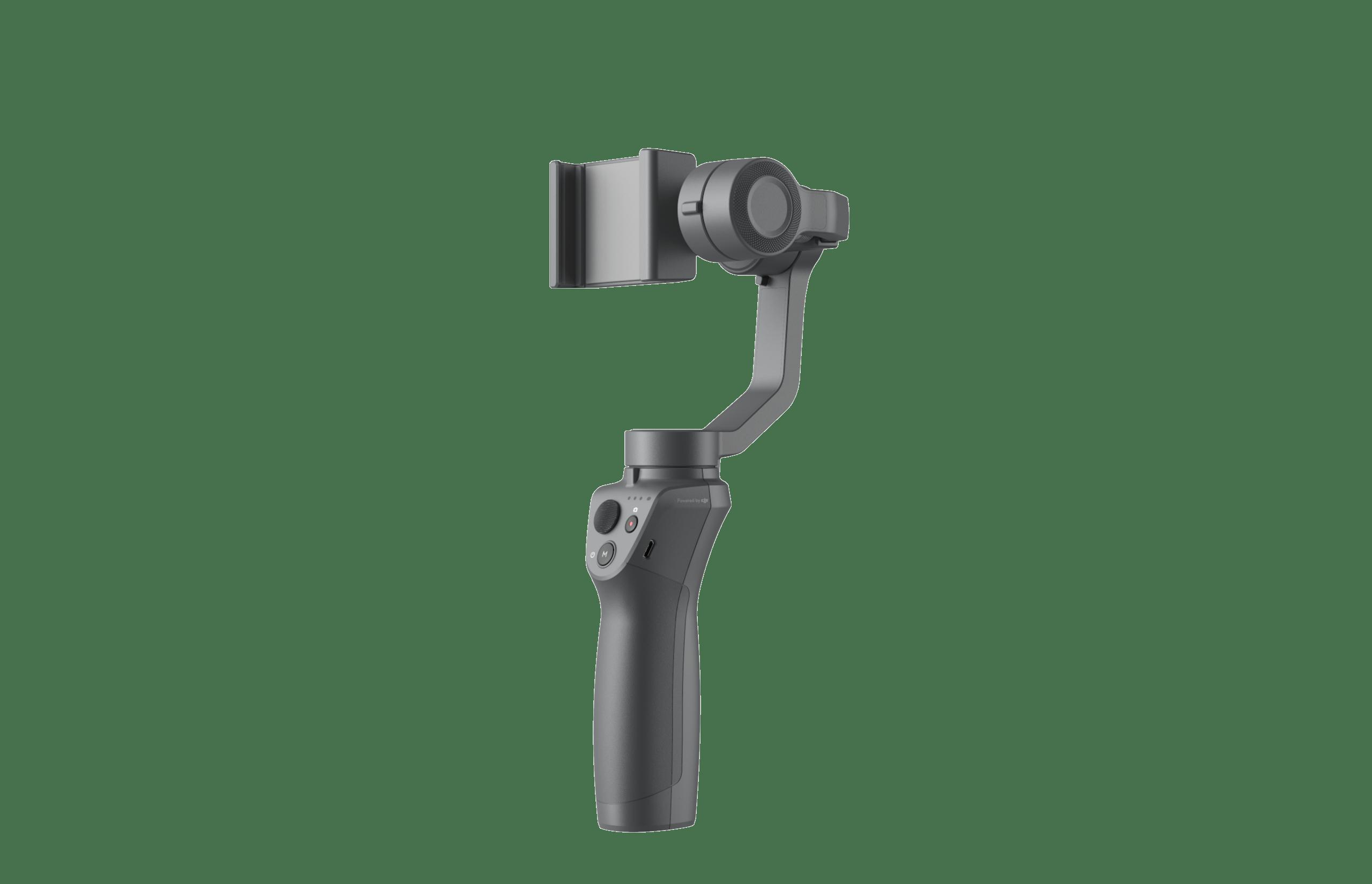 DJI Osmo Mobile 2 : le stabilisateur vidéo accessible à tous