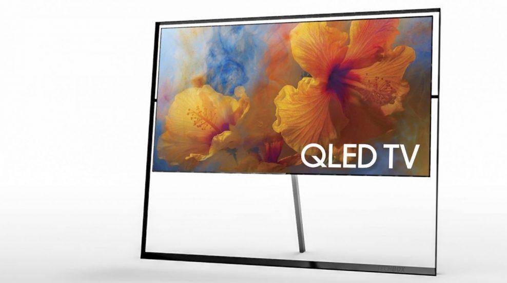 QLED Q9S : Un premier téléviseur 8K chez Samsung
