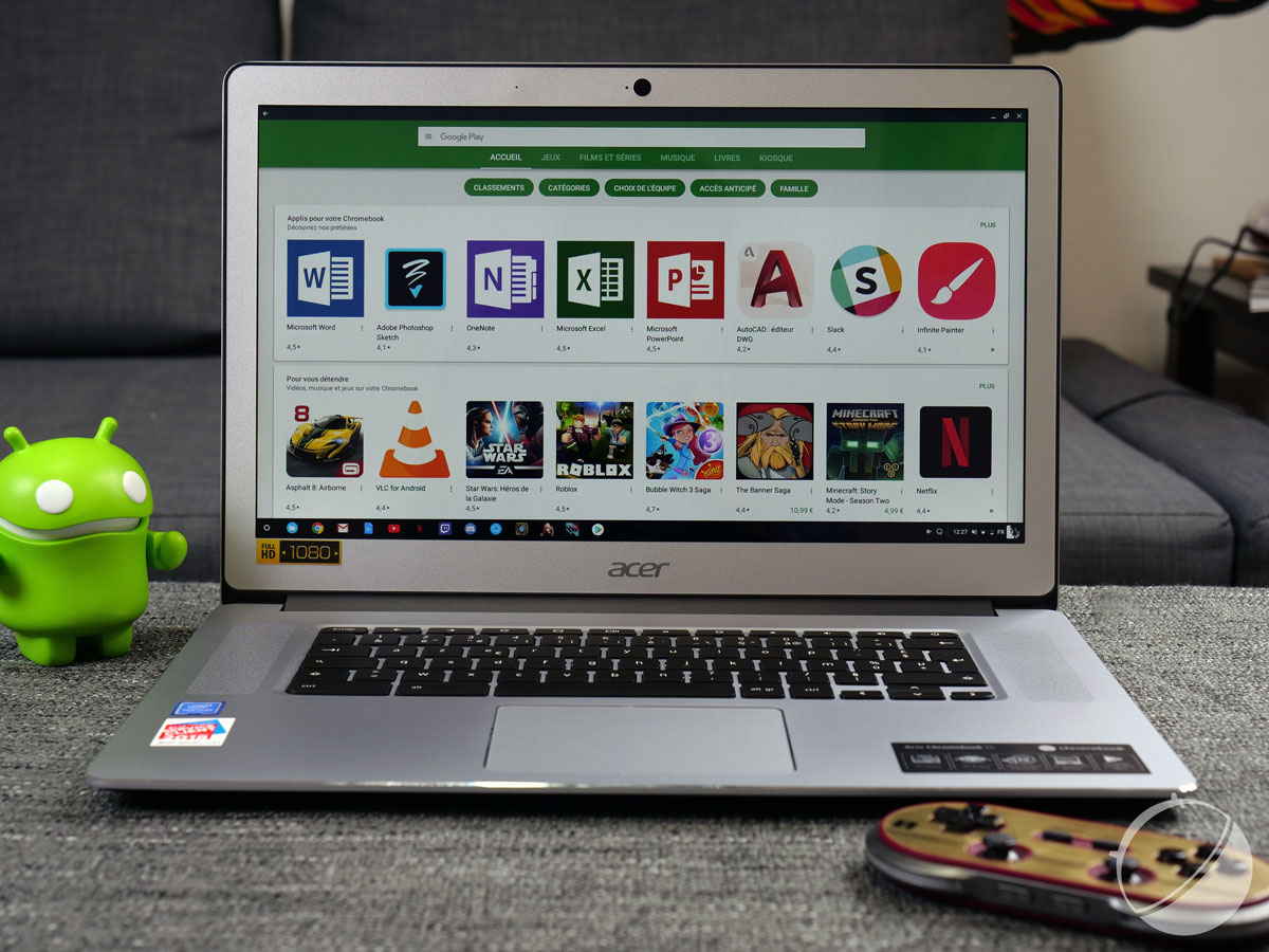 Chrome OS veut unifier les applications web, Android et Linux : pourquoi c'est important