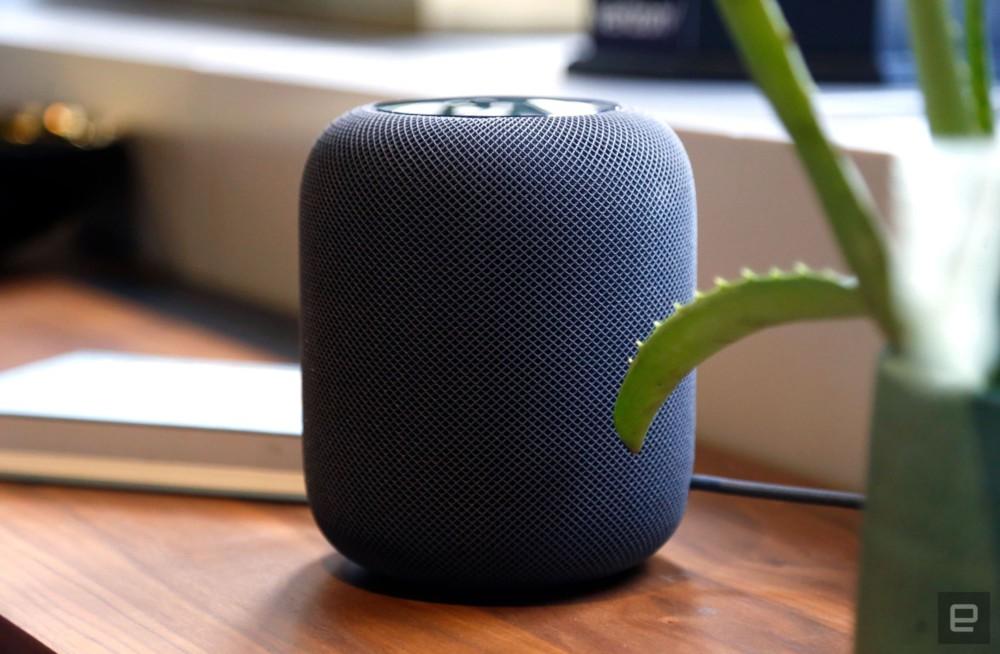 Le HomePod d'Apple