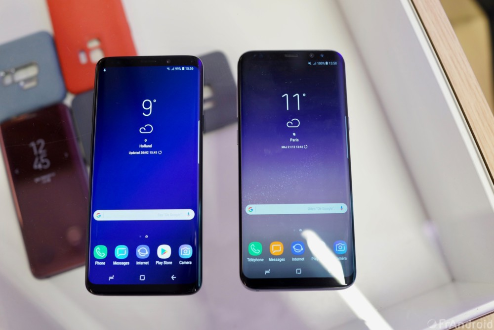difference samsung s9 and s9+