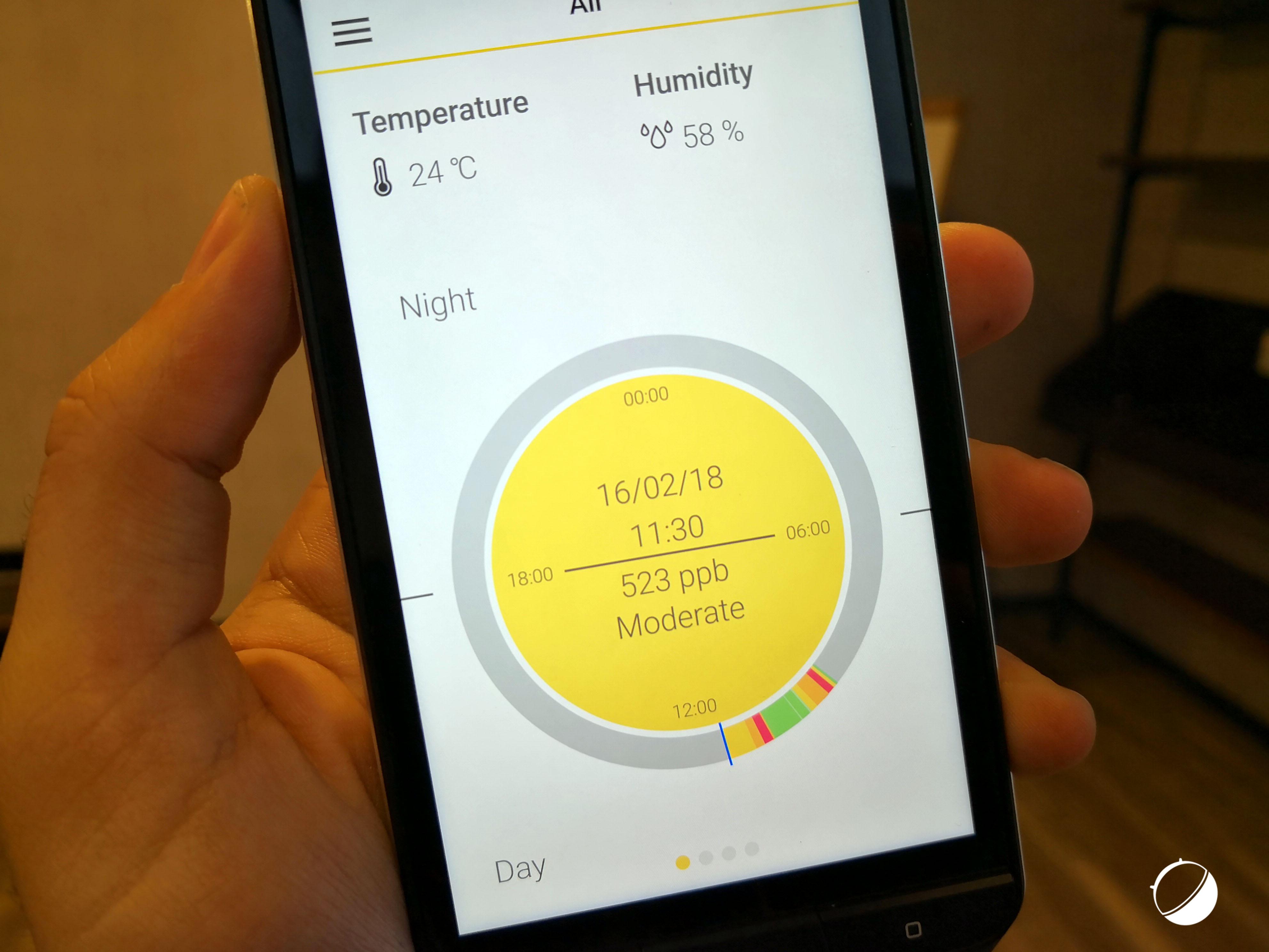 Caterpillar S61 : un smartphone durci très premium bardé de capteurs