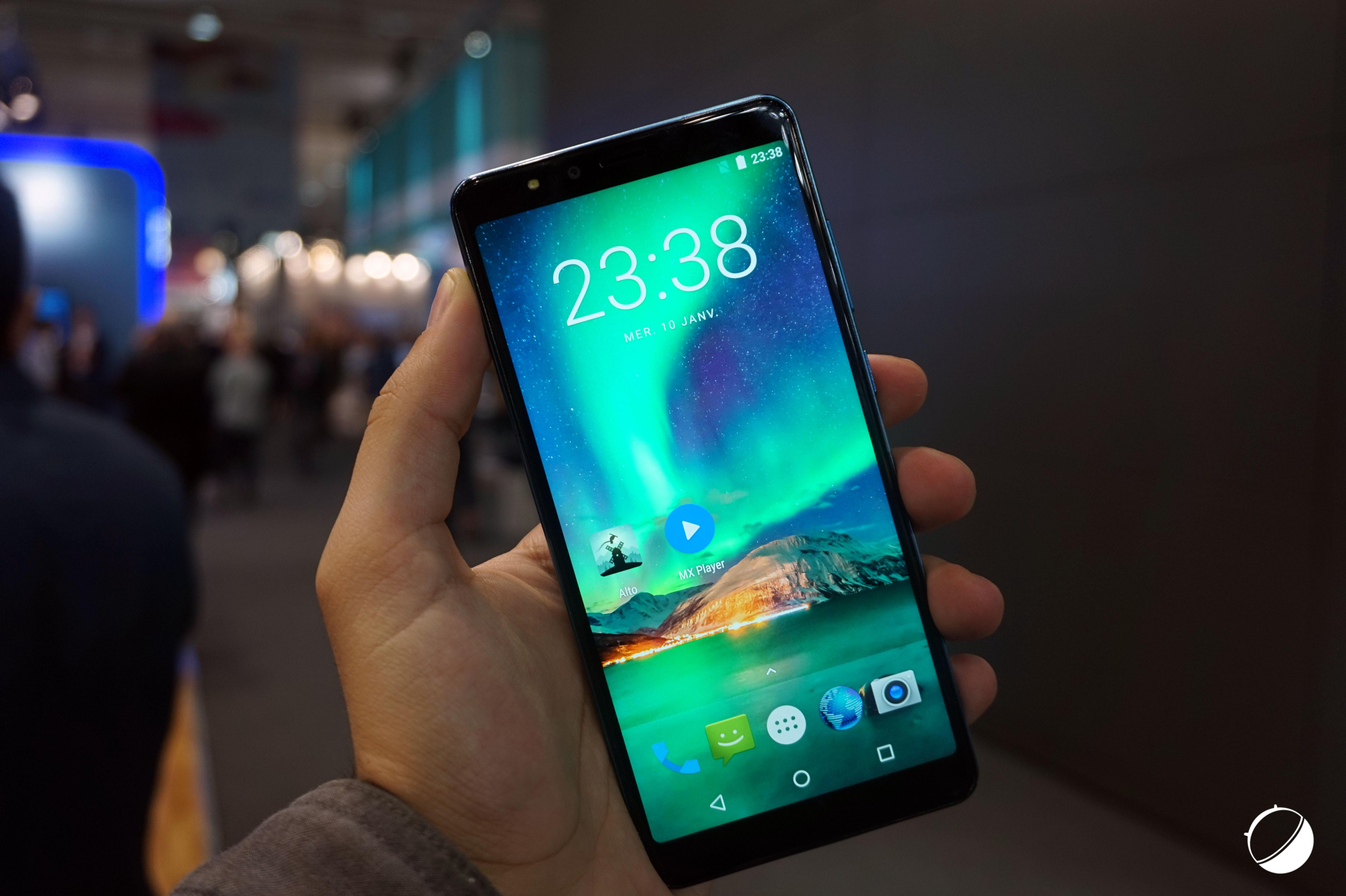 marque echo smartphone