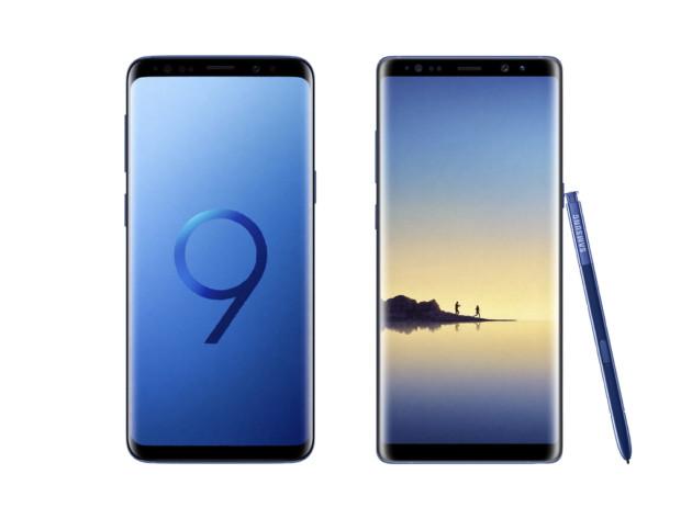 Le Samsung Galaxy Note 9 coûterait 1050euros au moins en France