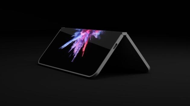 Microsoft Andromeda : le smartphone pliable serait enfin prêt pour 2019