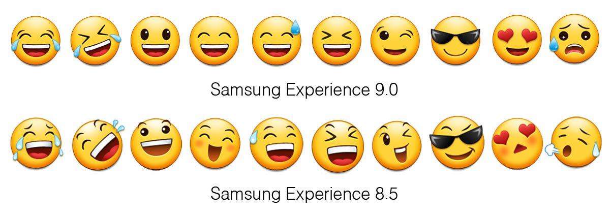 Ouf ! Samsung corrige enfin ses émojis discordants ? - FrAndroid