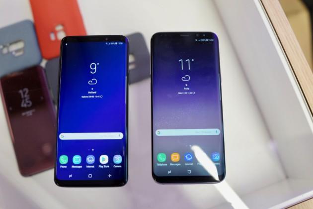 Lequel est le GalaxyS9?