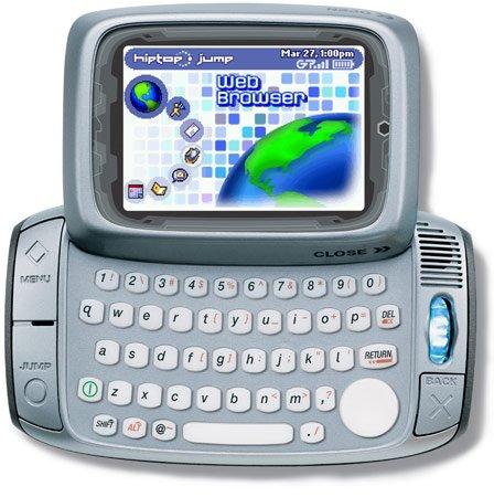 Le Sidekick, premier «smartphone» conçu par Andy Rubin