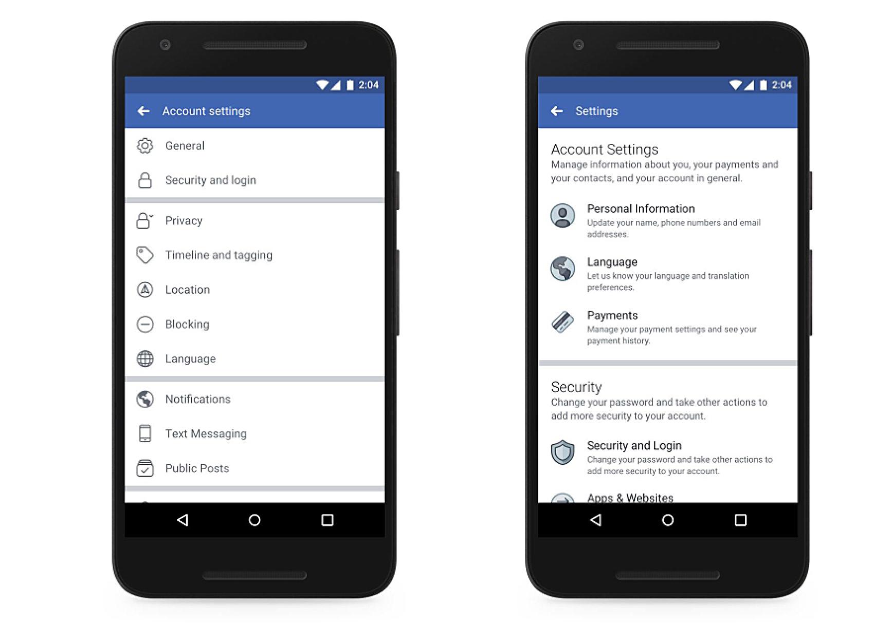 Vie Privee Facebook Repense Son Interface Pour Plus De