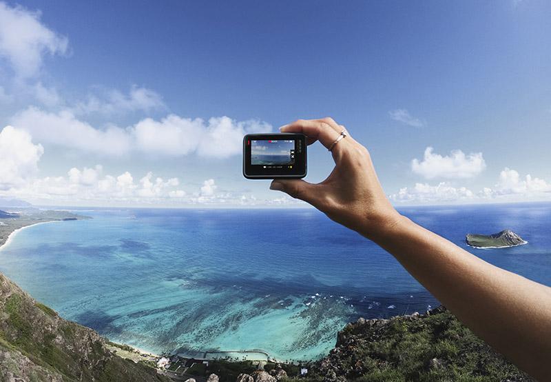 GoPro dévoile sa nouvelle camera entrée de gamme HERO à 219,99 €