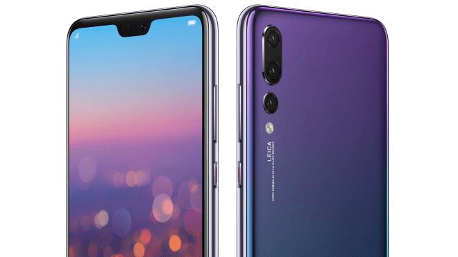 Huawei P20 Lite : des photos en fuite confirment son design avec encoche