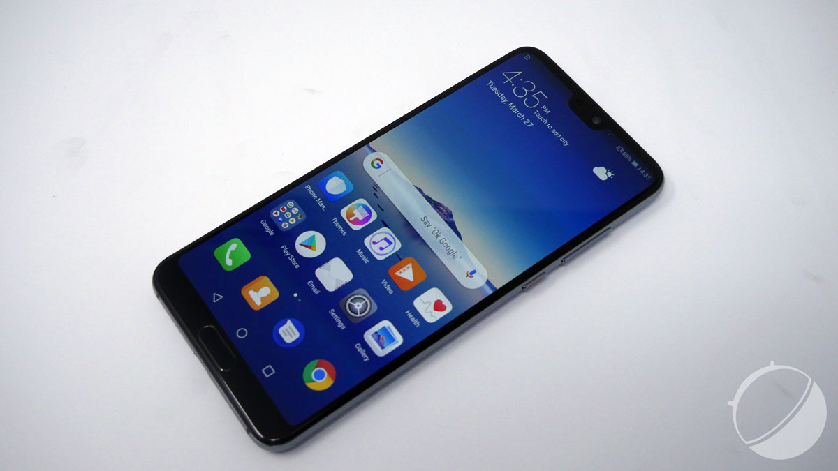 Huawei P20 Pro vs Huawei P20 vs Huawei Mate 10 Pro : comment