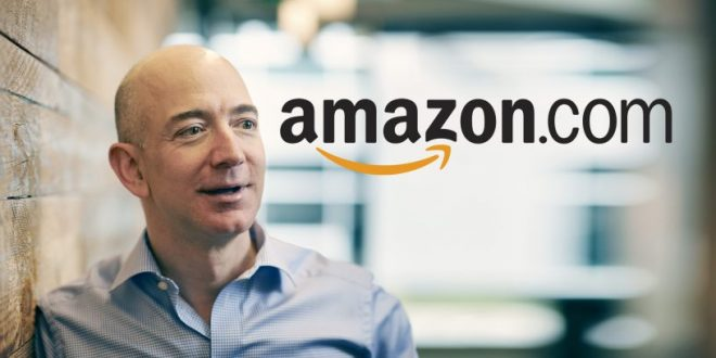 Amazon Depasse Alphabet Google En Termes De Valorisation Tremble