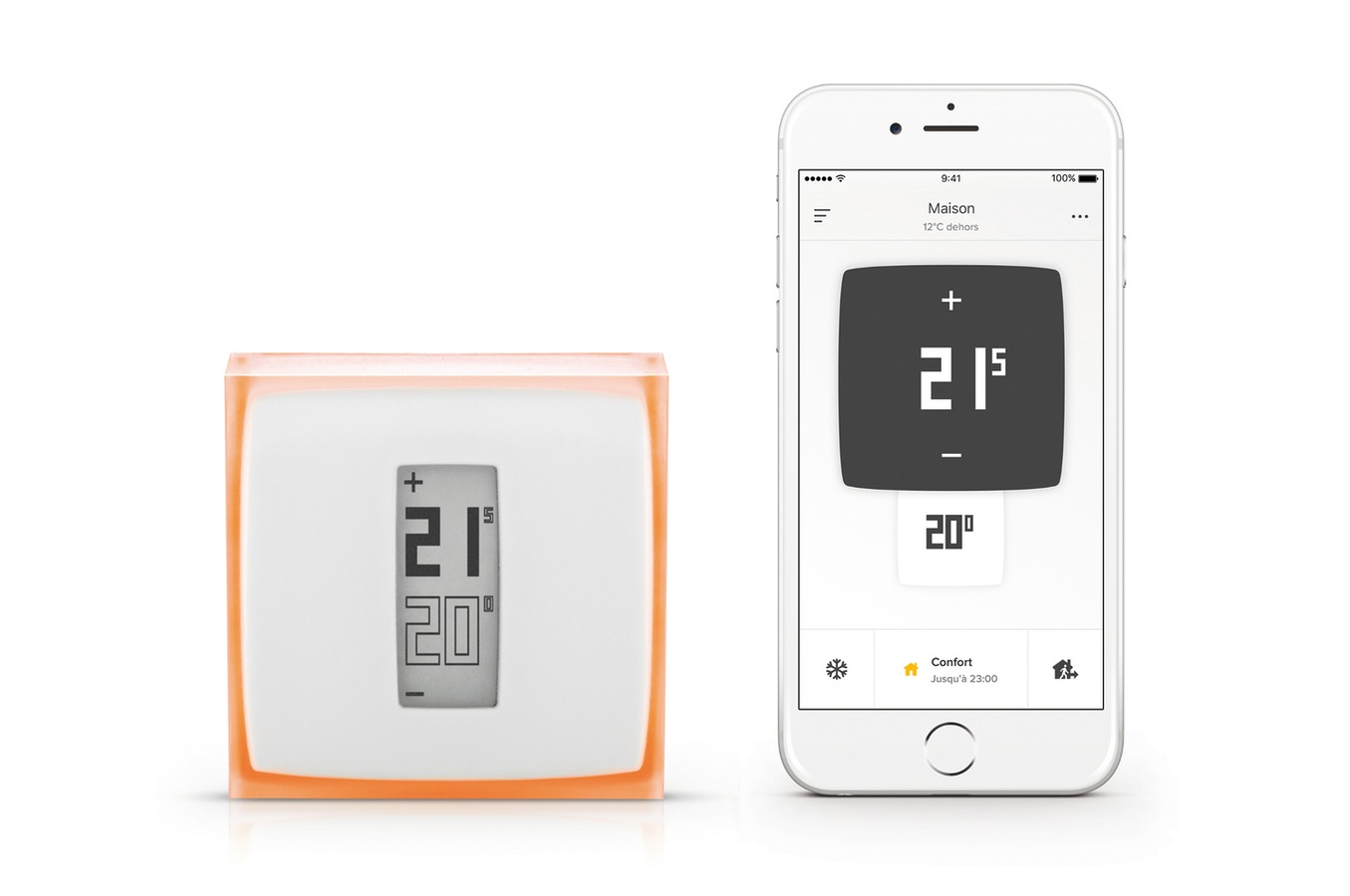 bon plan le thermostat connect netatmo google home mini 139 euros au lieu de 228 euros. Black Bedroom Furniture Sets. Home Design Ideas
