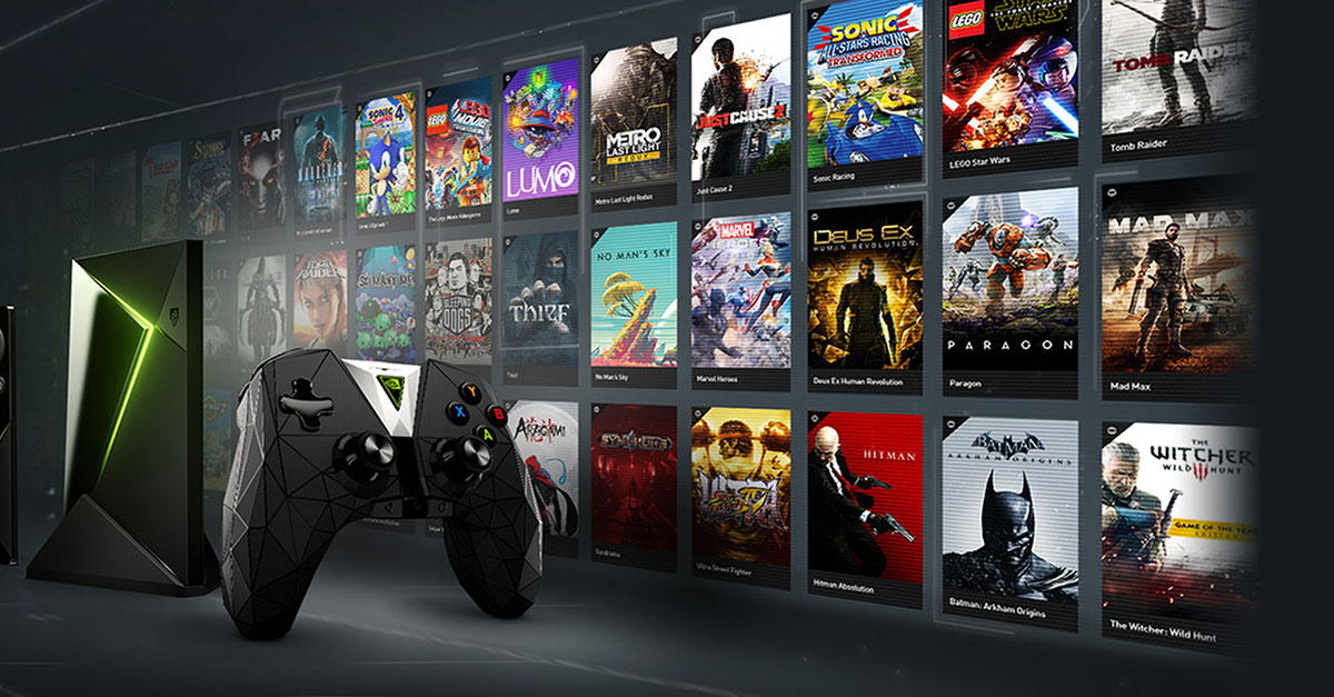 Pour la 5G, Nvidia GeForce Now sera disponible sur Android et iOS