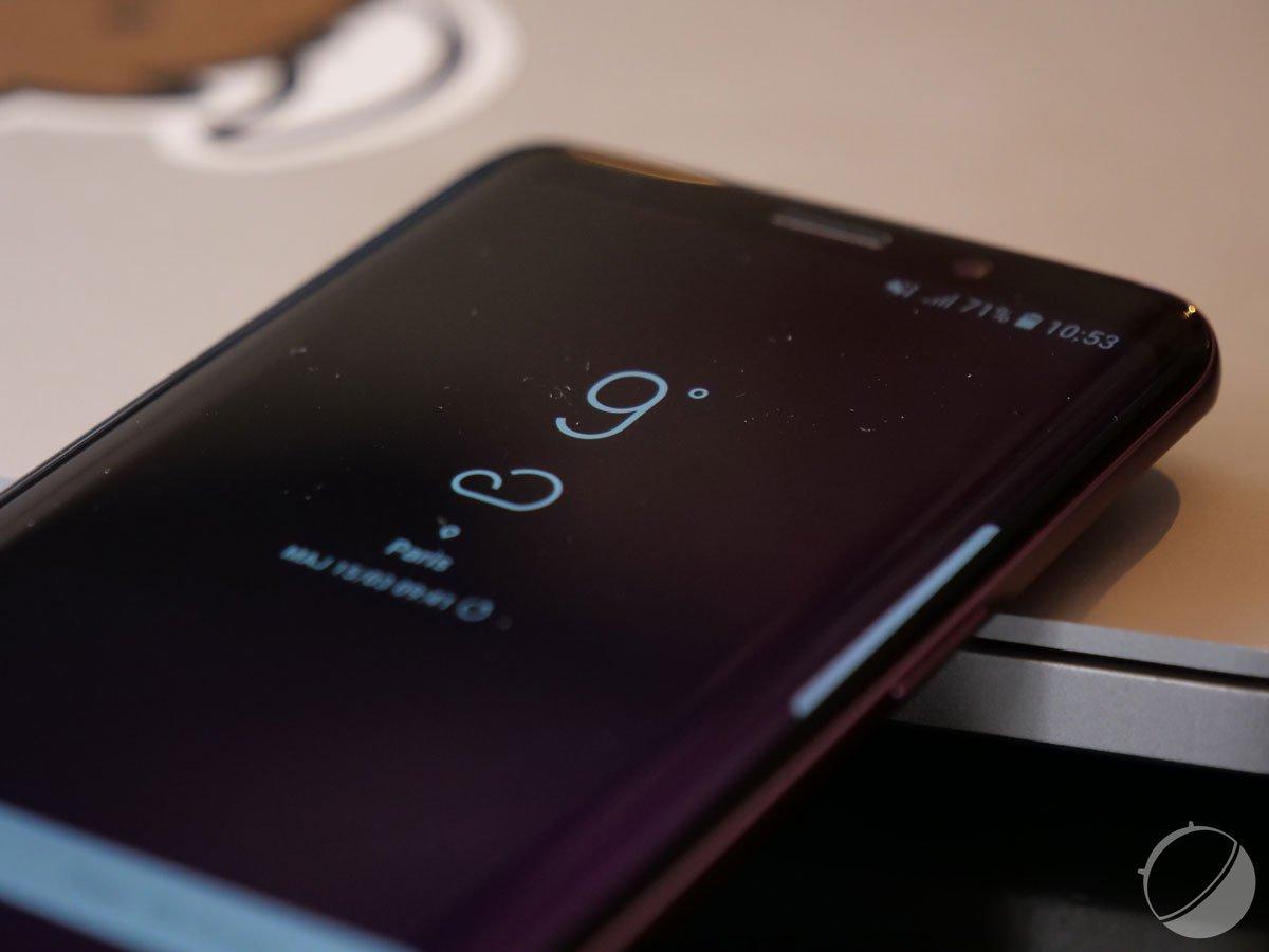 Vers la fin des bénéfices record à cause du Galaxy S9 — Samsung