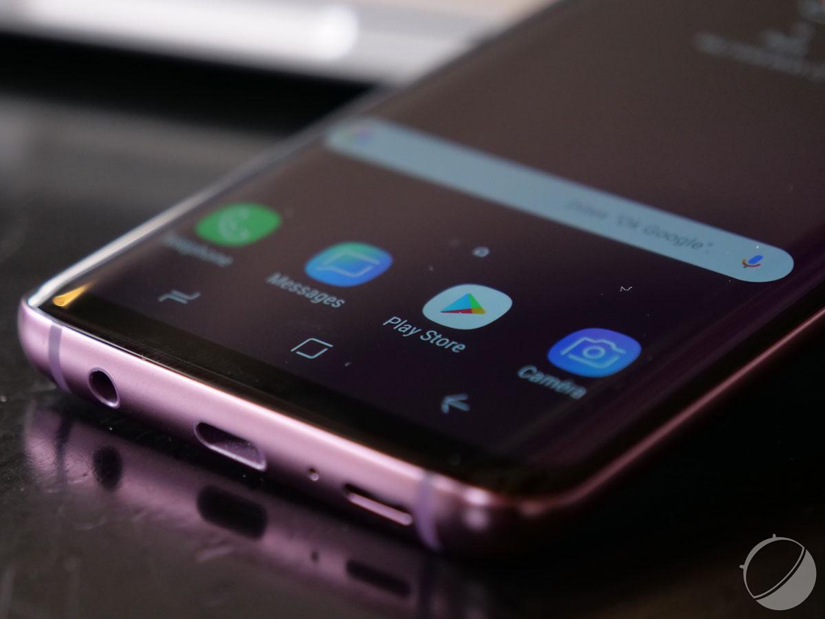 test samsung galaxy  notre avis complet smartphones