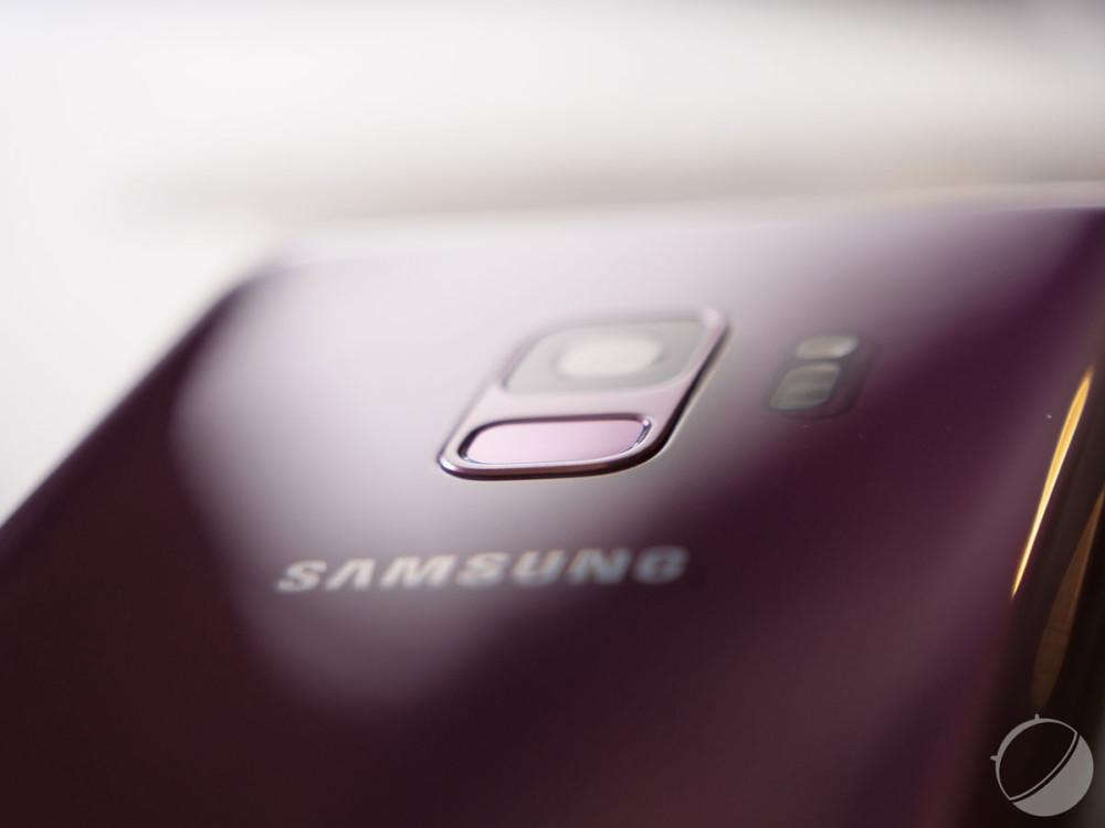 Le Samsung Galaxy S9 est dans le collimateur de la FCC