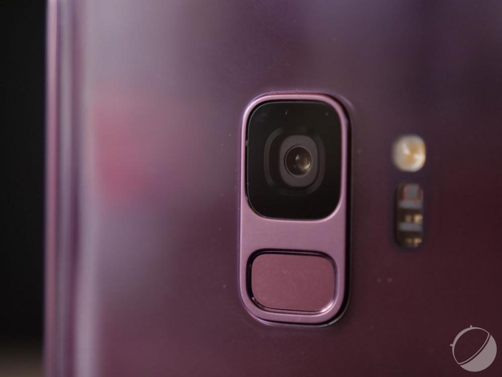 L'appareil photo du Samsung Galaxy S9