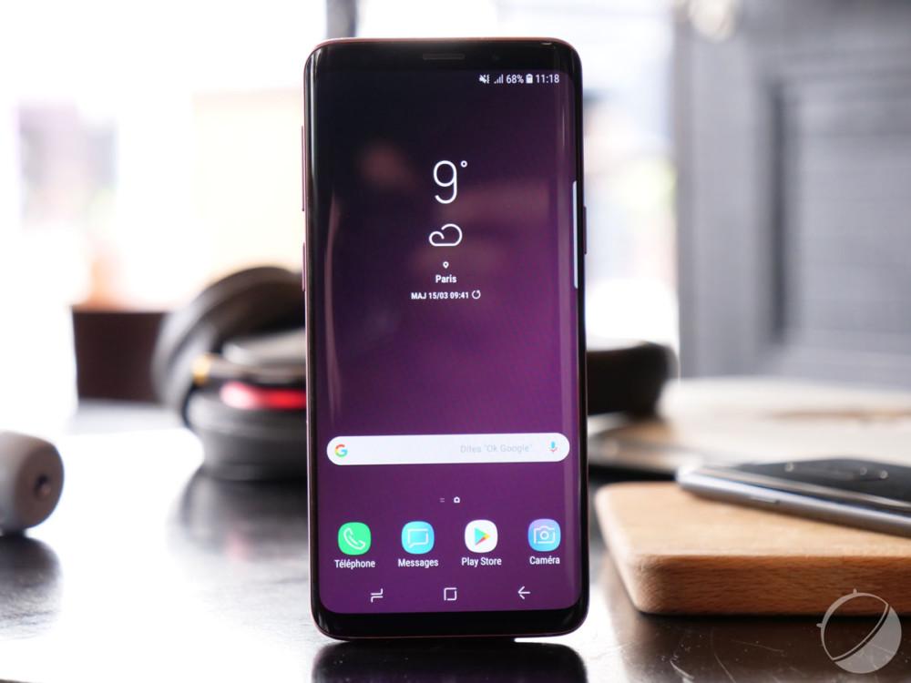 Le Samsung Galaxy S9
