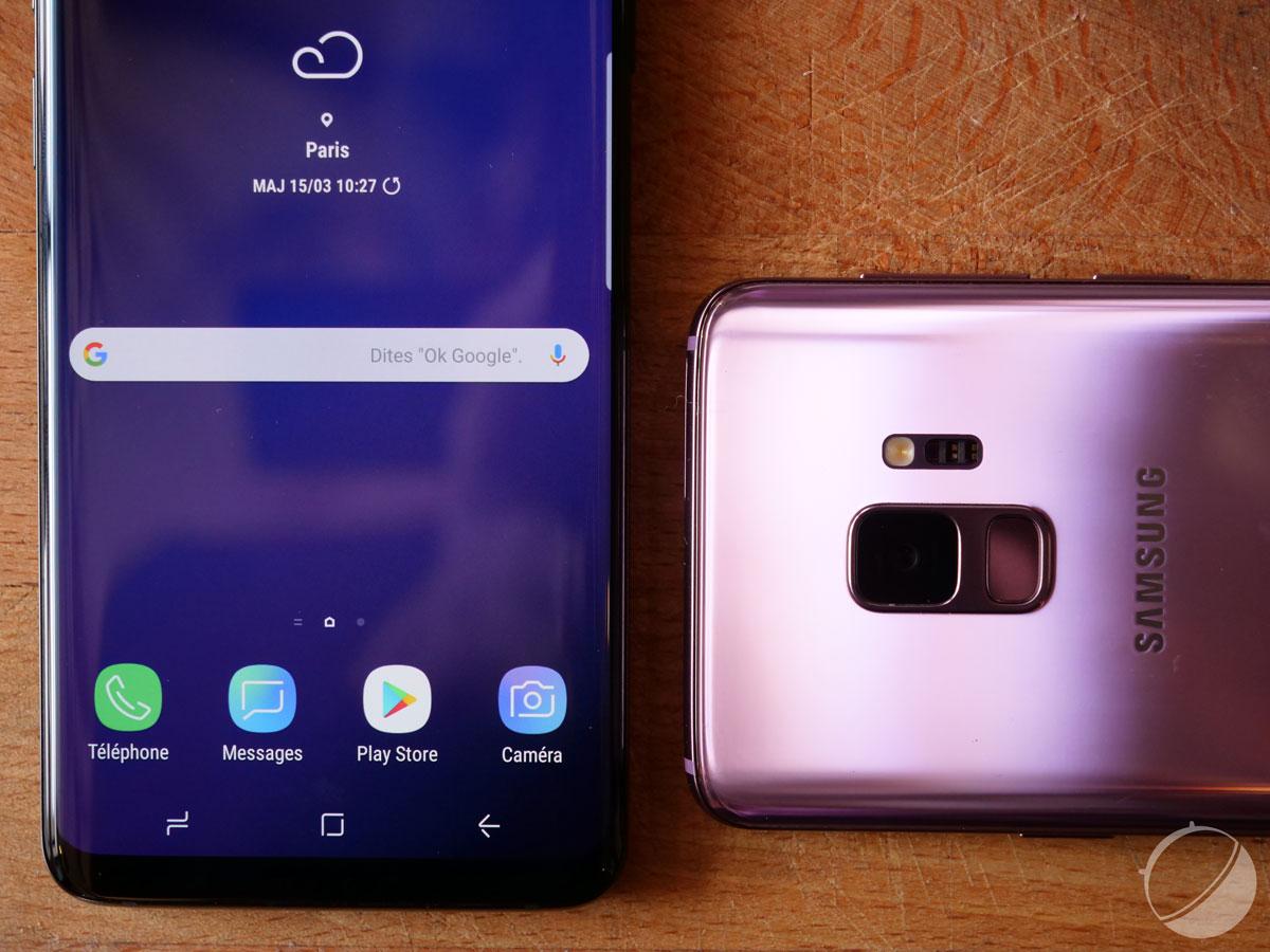 Retrouvez Les Samsung Galaxy S9 Et S9 A Partir De 549 Euros Et