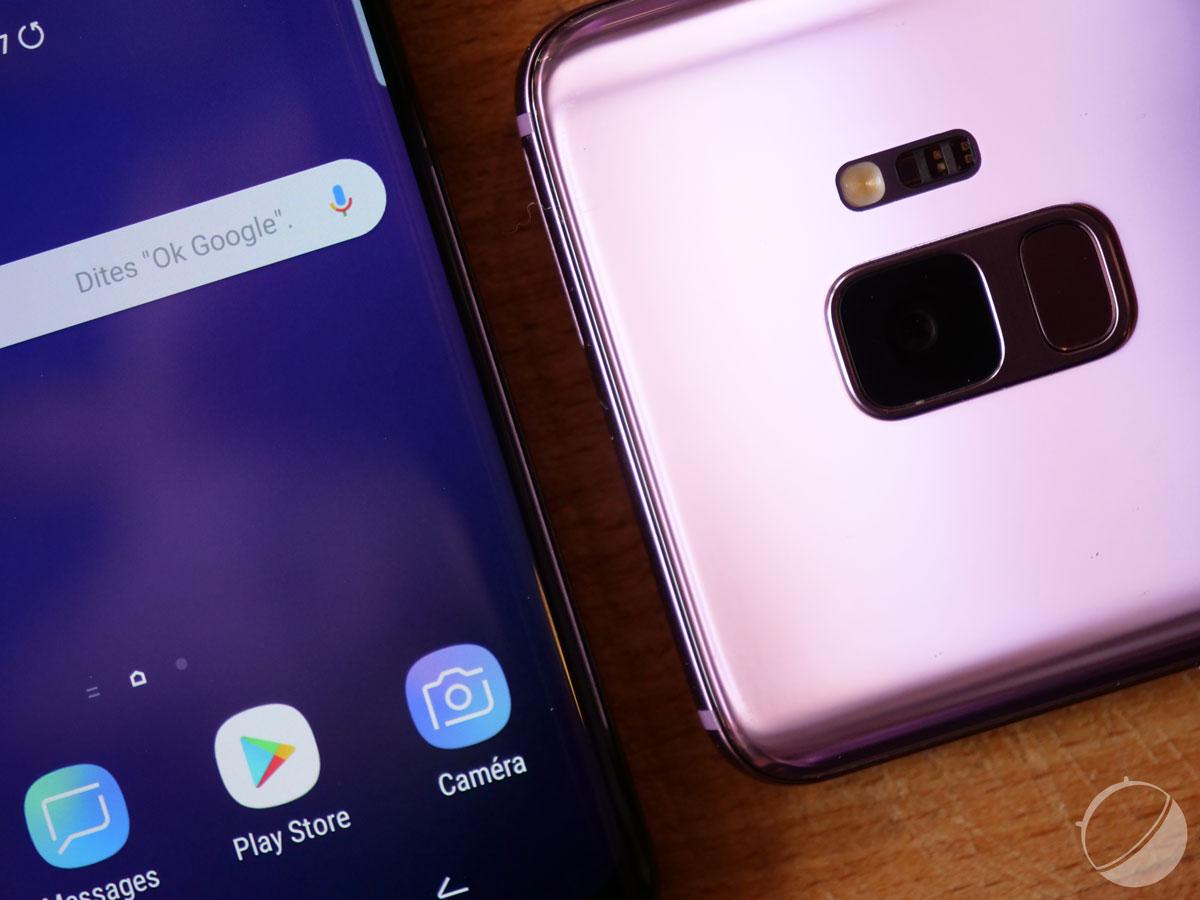 La nouvelle génération de smartphones haut de gamme Samsung, les Galaxy S9  et S9+, ne semble pas avoir captivé plus avant les consommateurs. cf479a360500
