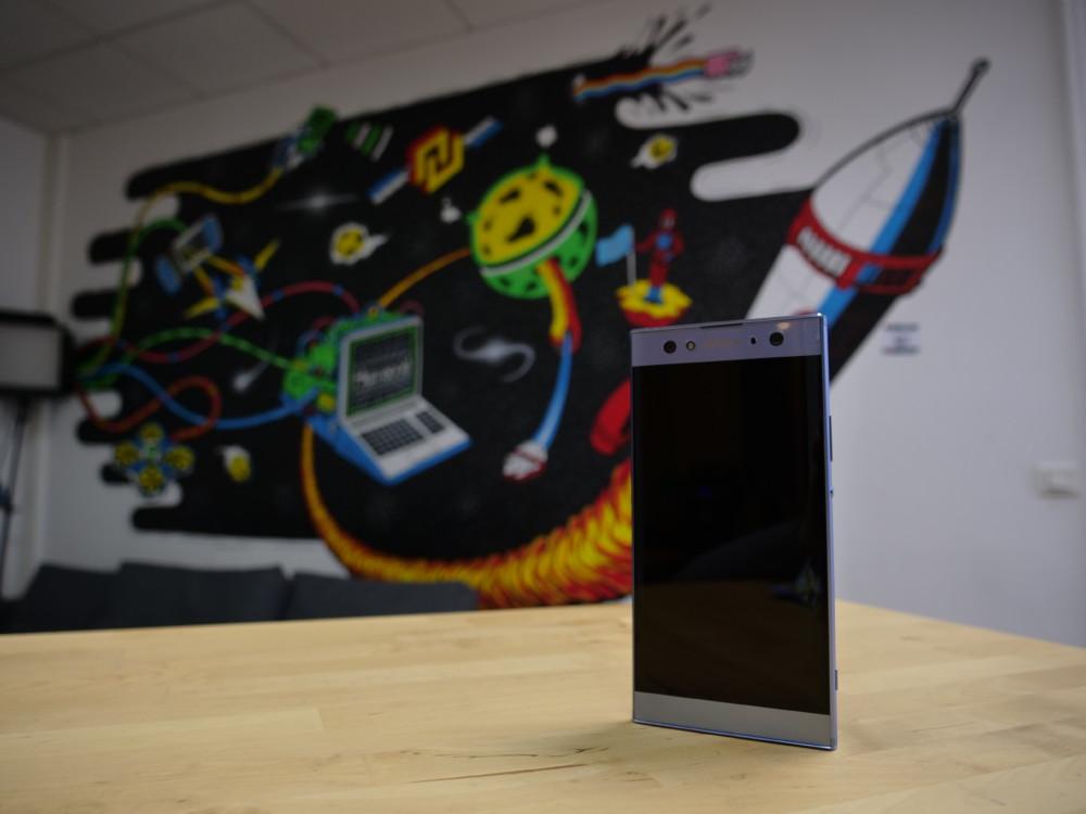test sony xperia xa2 ultra notre avis complet smartphones frandroid. Black Bedroom Furniture Sets. Home Design Ideas