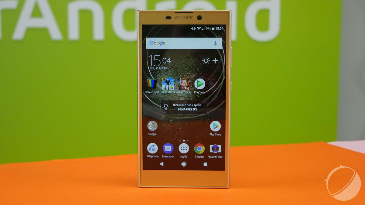 Test Sony Xperia L2   notre avis complet - Smartphones - FrAndroid 089de2630251