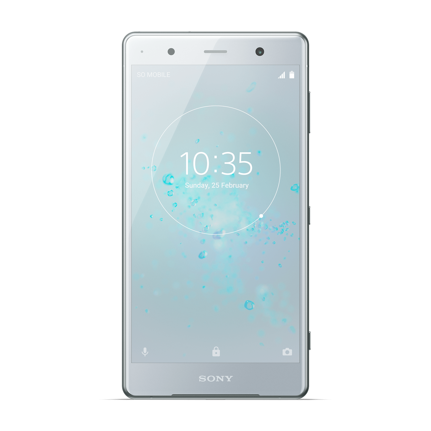Officialisation de l'XPERIA XZ2 Premium — SONY