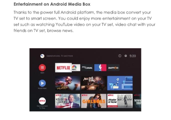 voici la nouvelle box android tv de google aussi petite. Black Bedroom Furniture Sets. Home Design Ideas