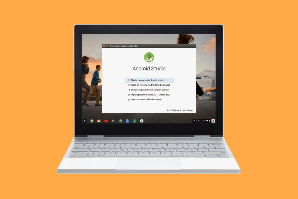 Linux sur Chrome OS
