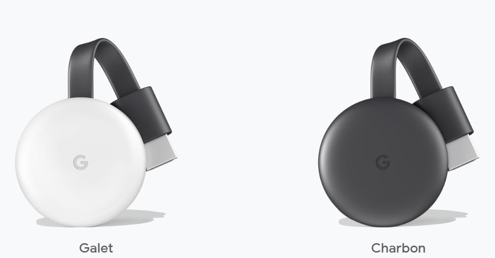 Où acheter le Chromecast 3 au meilleur prix en 2021 ?