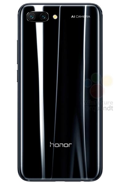 Honor 10 Ai Camera Design Caract 233 Ristiques Coloris