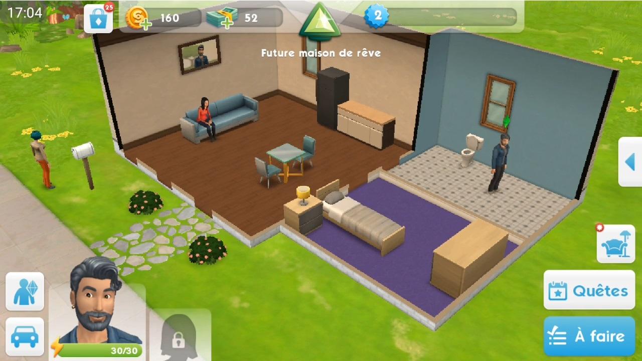Comment arrêter la datation dans Sims Freeplay