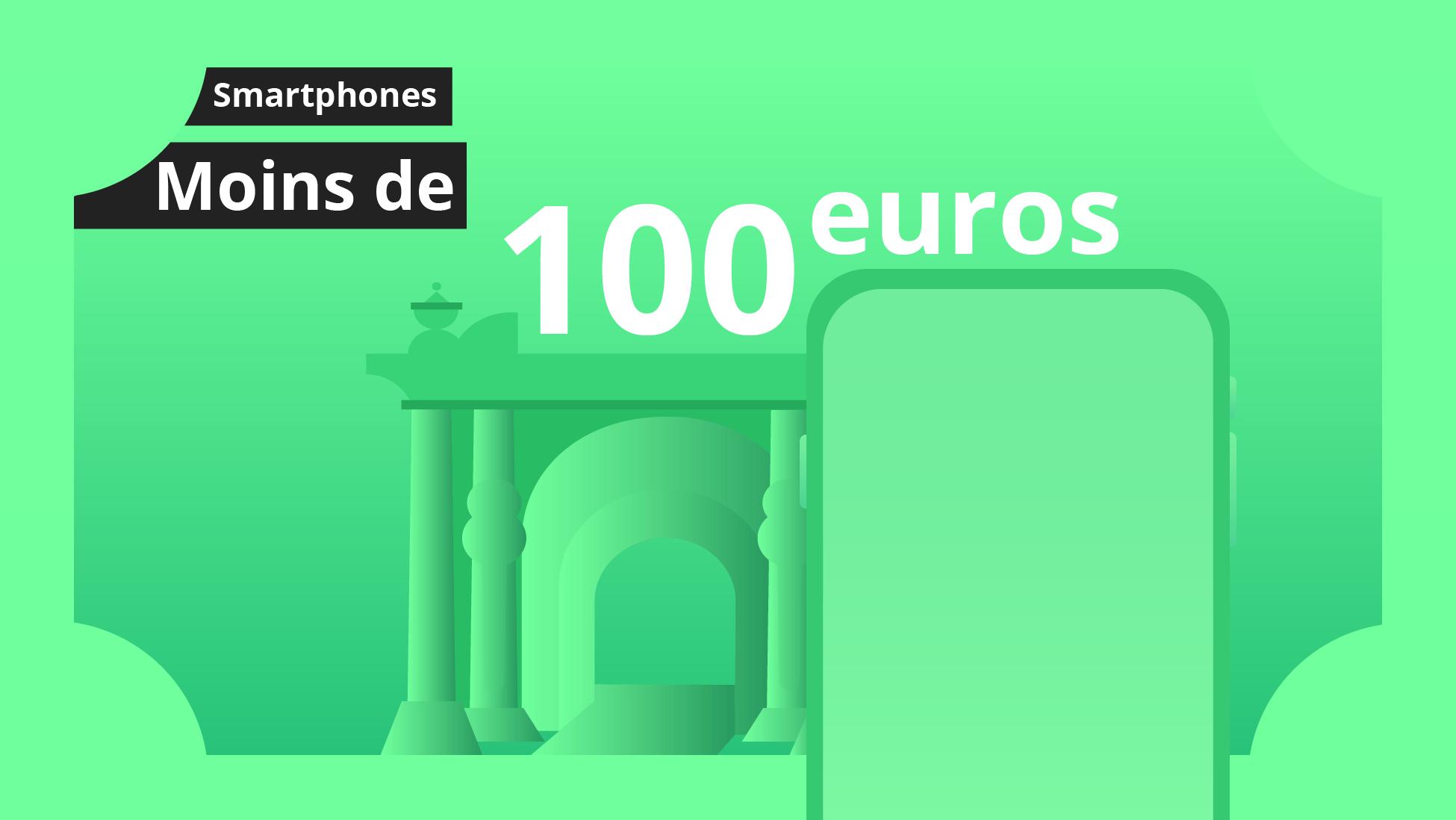 Les meilleurs smartphones Android à moins de 100 euros en 2018