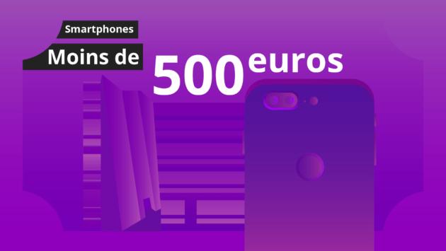 les meilleurs smartphones android moins de 500 euros en 2018 notre s lection frandroid. Black Bedroom Furniture Sets. Home Design Ideas